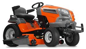 husqvarna riding lawn mowers gt52xls
