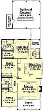 Cottages And Bungalows House Plans by Bungalow Style House Plan 3 Beds 2 Baths 1948 Sq Ft Plan 30 207