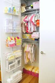 diy storage ideas for clothes diy closet for baby the avid appetite