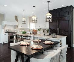 kitchen island as dining table kitchen island dining table hybrid room design subscribed me