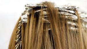 where to place foils in hair can you use aluminum foil to color hair reference com