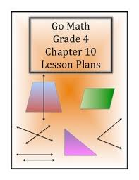 go math grade 4 chapter 10 lessons by catania teachers pay teachers
