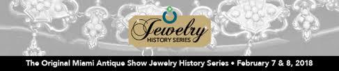 jewelry series miami beach antique show
