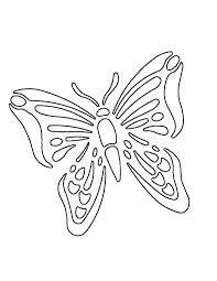 free stencils printable stencils and print butterfly