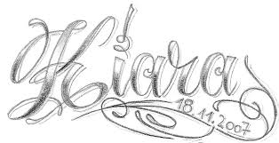 design of name tattoo tattoomagz