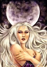 artemis moon goddess goddesses and gods