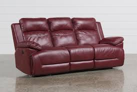 bryson power reclining sofa living spaces