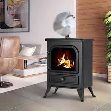 fireplace fan for wood burning fireplace 2 4 blade heat powered stove fan wood gas log burner fireplace fan