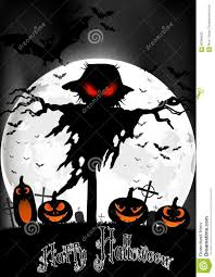 halloween background ghost halloween background with ghost and pumpkins on the full moon