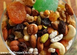Thanksgiving Trail Mix Shabeh Yalda U0026 Ajil Winter Solstice U0026 Persian Trail Mix My