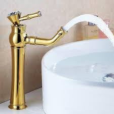 aliexpress com buy diamond bathroom faucets gold finish basin