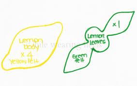 while wearing heels i food lemon tutorial