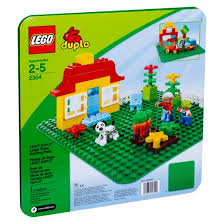 lego duplo my large green building plate 2304 target