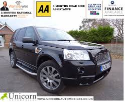 land rover freelander 2008 land rover freelander for sale from unicorn automobiles