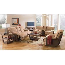 3 Pc Living Room Set Laguna 3 Pc Reclining Living Room American Signature Furniture
