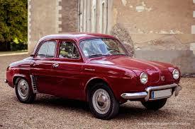 renault caravelle interior renault dauphine 1960 rétro émotion