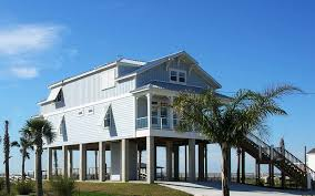 narrow waterfront house plans stilt house foundation narrow plans with garage underneath drive