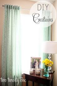 Room Curtain Using Curtain Clips A Different Way What A Huge Difference