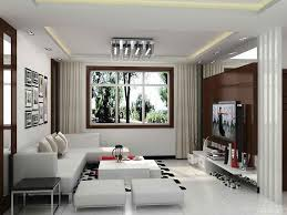 Simple Tv Cabinet Designs For Living Room 2016 Simple Living Room Ideas Orange Plain Vertical Curtain White Wall