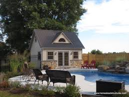 Pool Houses by 5 Reasons Why You Need A Pool House Blog Homestead Structures