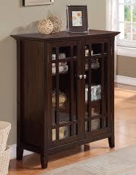 cd storage cabinet with doors wall units best wayfair media cabinet simpli home bedford storage