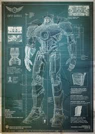 build blueprints blueprint how to build a kaiju fighting giant robot wired