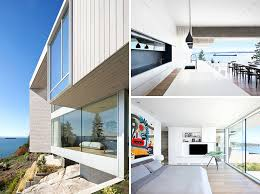 house plans to take advantage of view this new house in vancouver is designed to take advantage of its