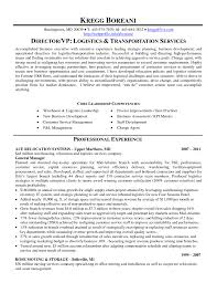 Logistics Manager Resume Sample by Logistics Supervisor Resume Samples Free Resume Example And