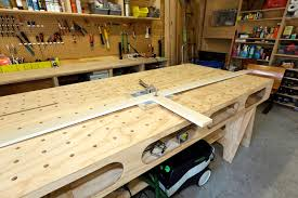 Carpentry Work Bench The Ultimate Work Bench Thisiscarpentry