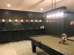 Games For Basement Rec Room by Fun Drink Rail Bar In Basement Rec And Game Room Mancave