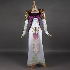 Zelda Halloween Costumes Aliexpress Buy Legend Zelda Princess Zelda Dress