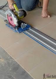 Laminate Flooring Cutting Tool Diy Shiplap Wall Panel Her Tool Belt