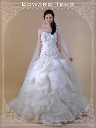 Wedding Dresses In Edward Teng Philippine Bridal Gowns 2012