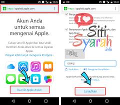 membuat icloud baru di pc membuat id iphone lewat komputer dan android