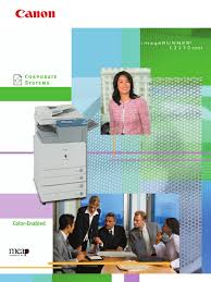 canon ir c3170 series brochure image scanner fax