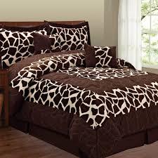 giraffe bedroom piece queen giraffe animal