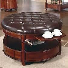 ottoman coffee table wonderful choosing tufted ottoman coffee