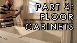 How To Install Wall Cabinets In Laundry Room How To Install Flatpack Cabinets Laundry Reno Part 4 Youtube