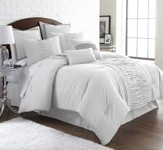 Bedding Set Queen by 8 Piece Embellished Off White Comforter Set Queen