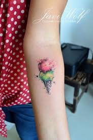 best 25 ice cream tattoo ideas on pinterest tattoo cream pins
