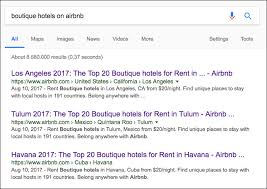 boutique hotels see airbnb as potential distribution channel