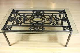 black wrought iron table clock black wrought iron table iron furniture wrought iron bench black a