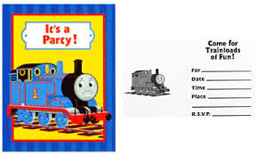 Thomas The Train Table And Chair Set Thomas The Tank Engine Train Birthday Party Supplies And Favors