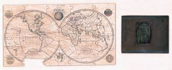 World Map 1800 by Large Scale Old Puzzle Map Of The World 1800 Old Maps Of The