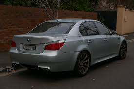 M5 2015 File 2007 Bmw M5 E60 My07 Sedan 2015 06 27 02 Jpg Wikimedia