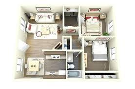 Studio Apartment Floor Plan Design Simple Apartment Designs Floor Plans Modern Apartments Design