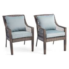 Jcp Patio Furniture Outdoor Oasis Latigo Wicker Dining Chair Set Of 2 Jcpenney