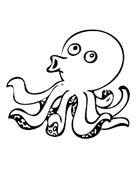 octopus outline free download clip art free clip art on
