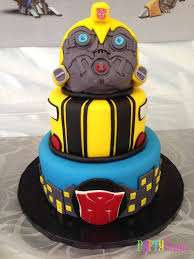 cake transformers cake designs transformers perfectend for