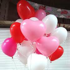 heart shaped balloons heart shaped balloons at rs 45 packet heart shaped balloon id